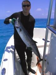 Key West King Fish - Key West Spearfishing